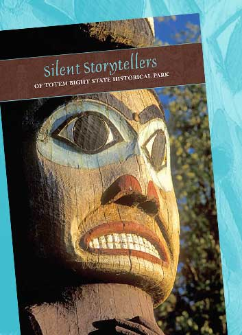 Silent Storytellers Totem book